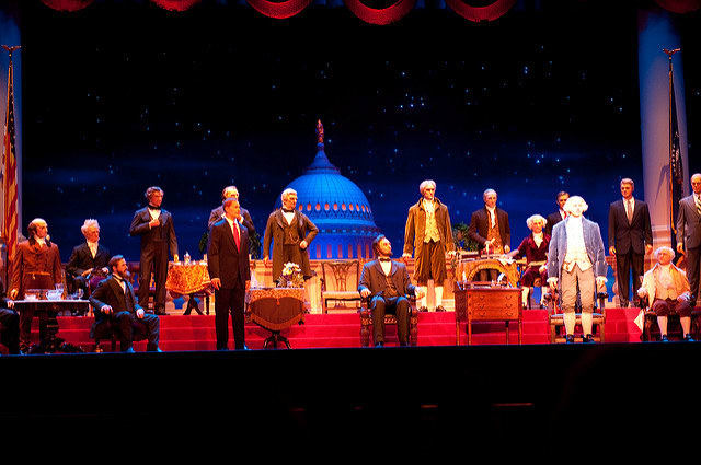 World's Hall Of Presidents