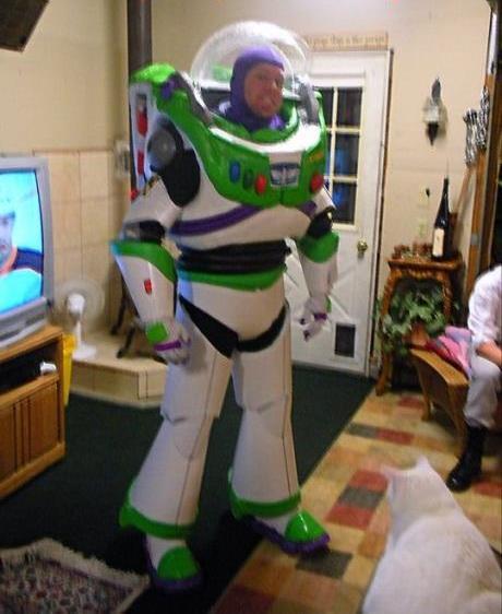 Impressive Buzz Lightyear