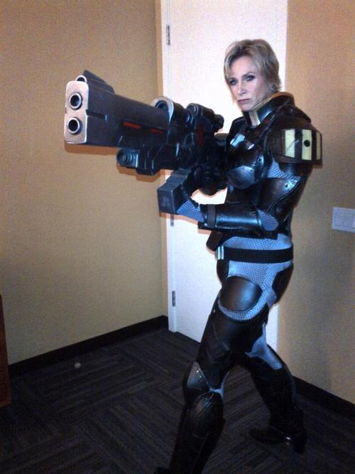Sergeant Tamora Jean Calhoun is Ready to Rumble