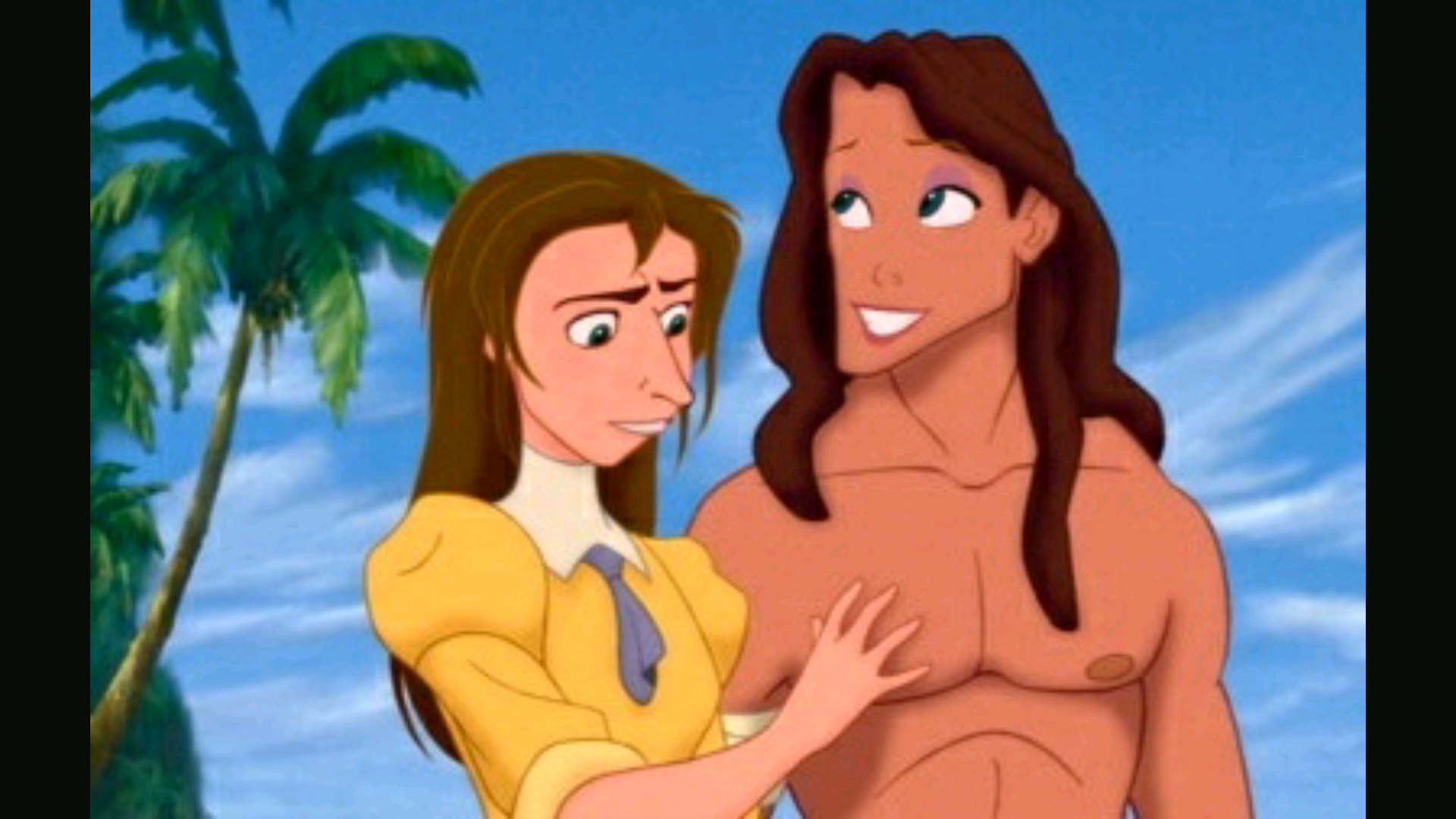 This Tarzan and Jane Swap