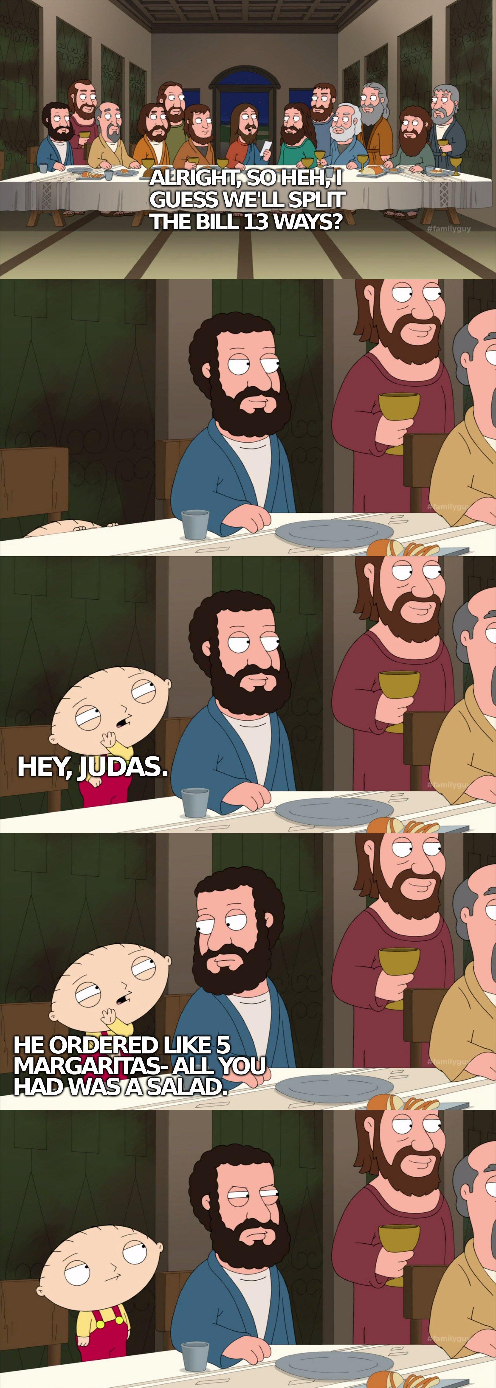 The Judas Chronicle