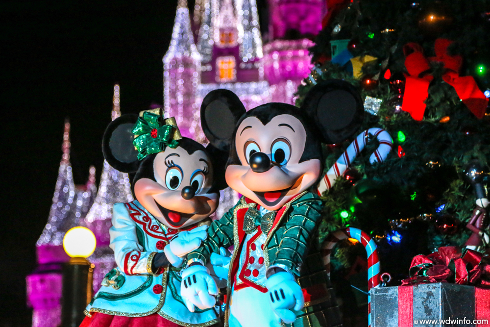 Mickey's VeryMerry Christmas Party