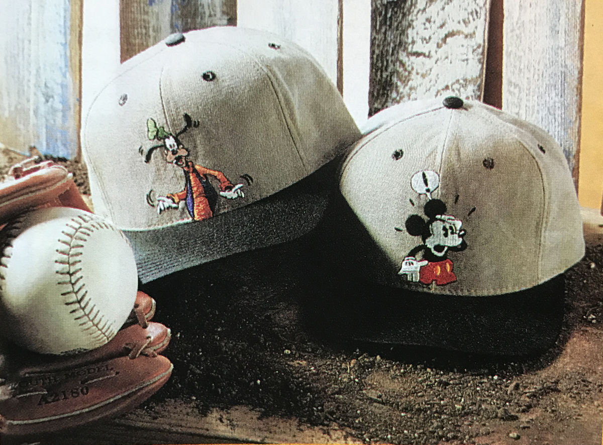 All the Disney Hats