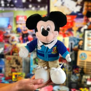 Mickey Mouse Disney Store Cast Member Plush
