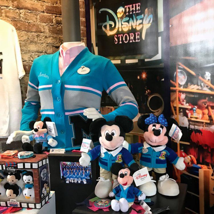 Disney Store Cast Member