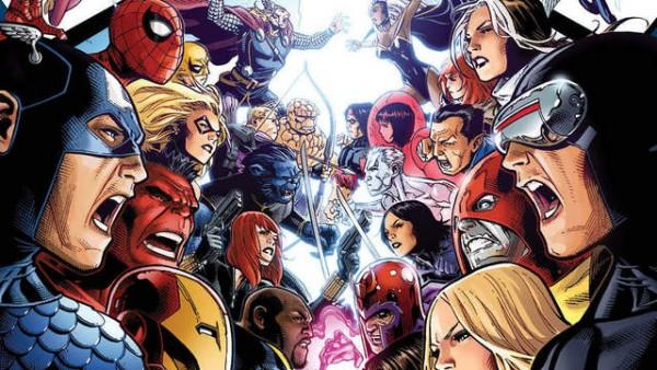 X-Men v The Avengers