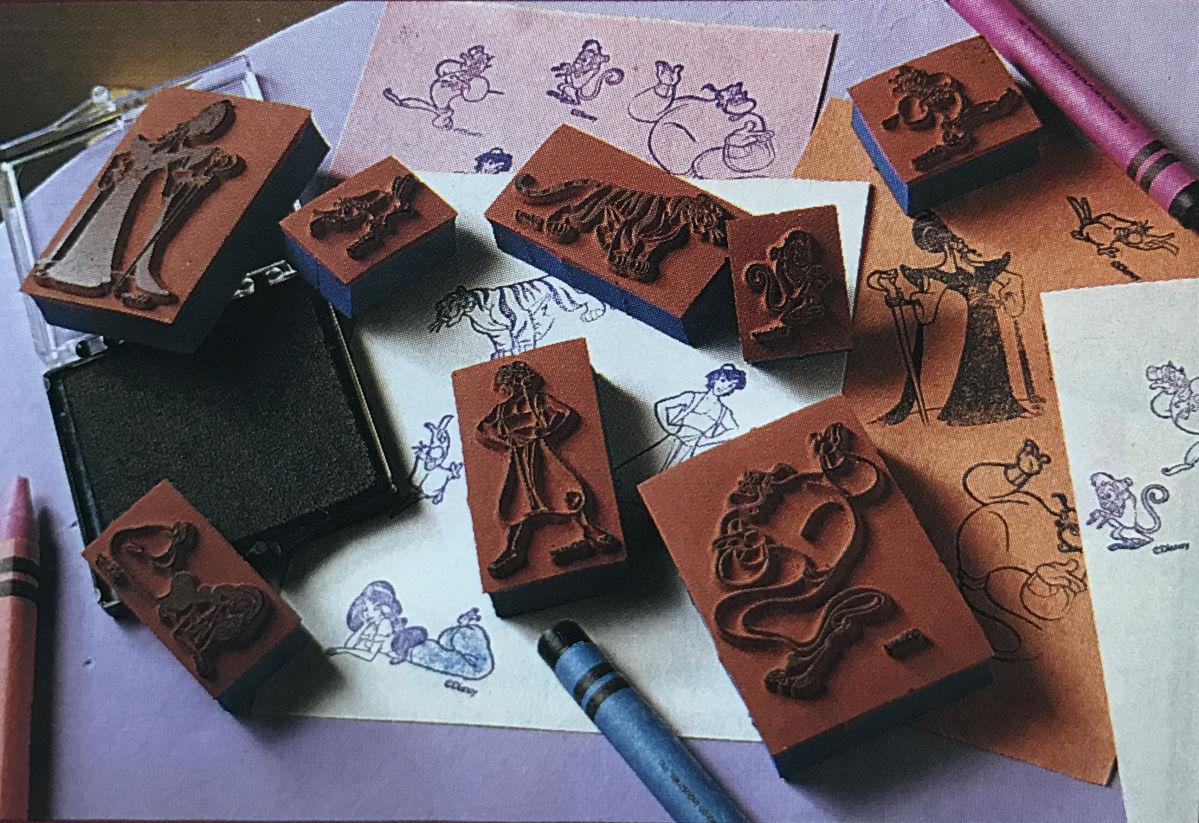 Rubber Stamp Set