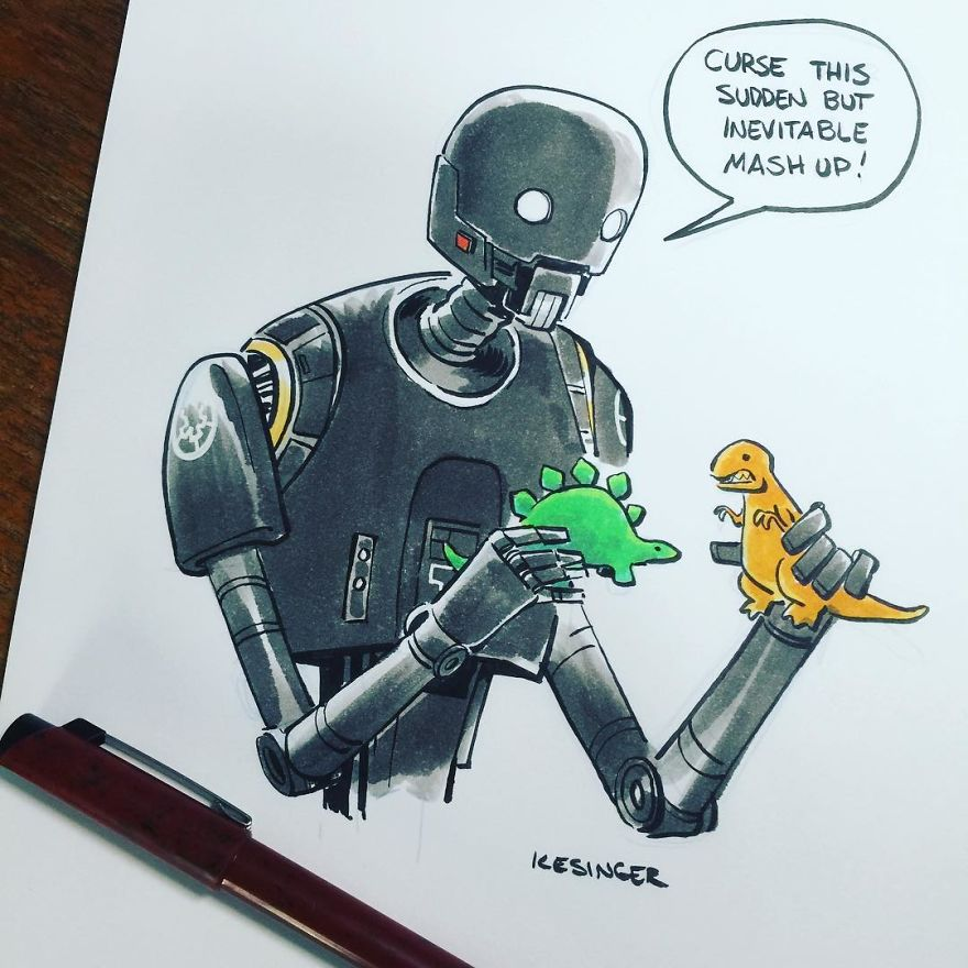 K-2SO With His Logic