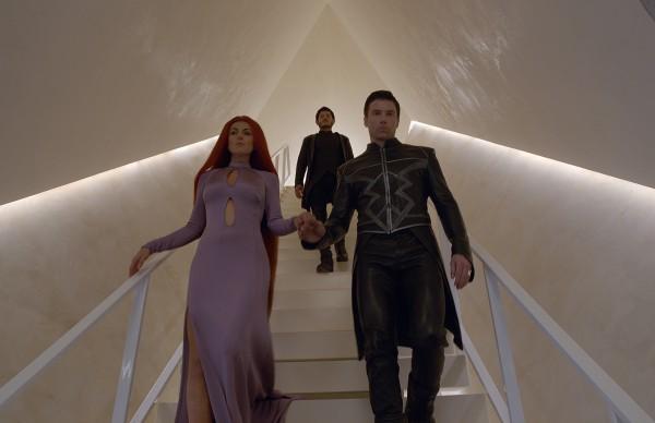 Avengers v Inhumans