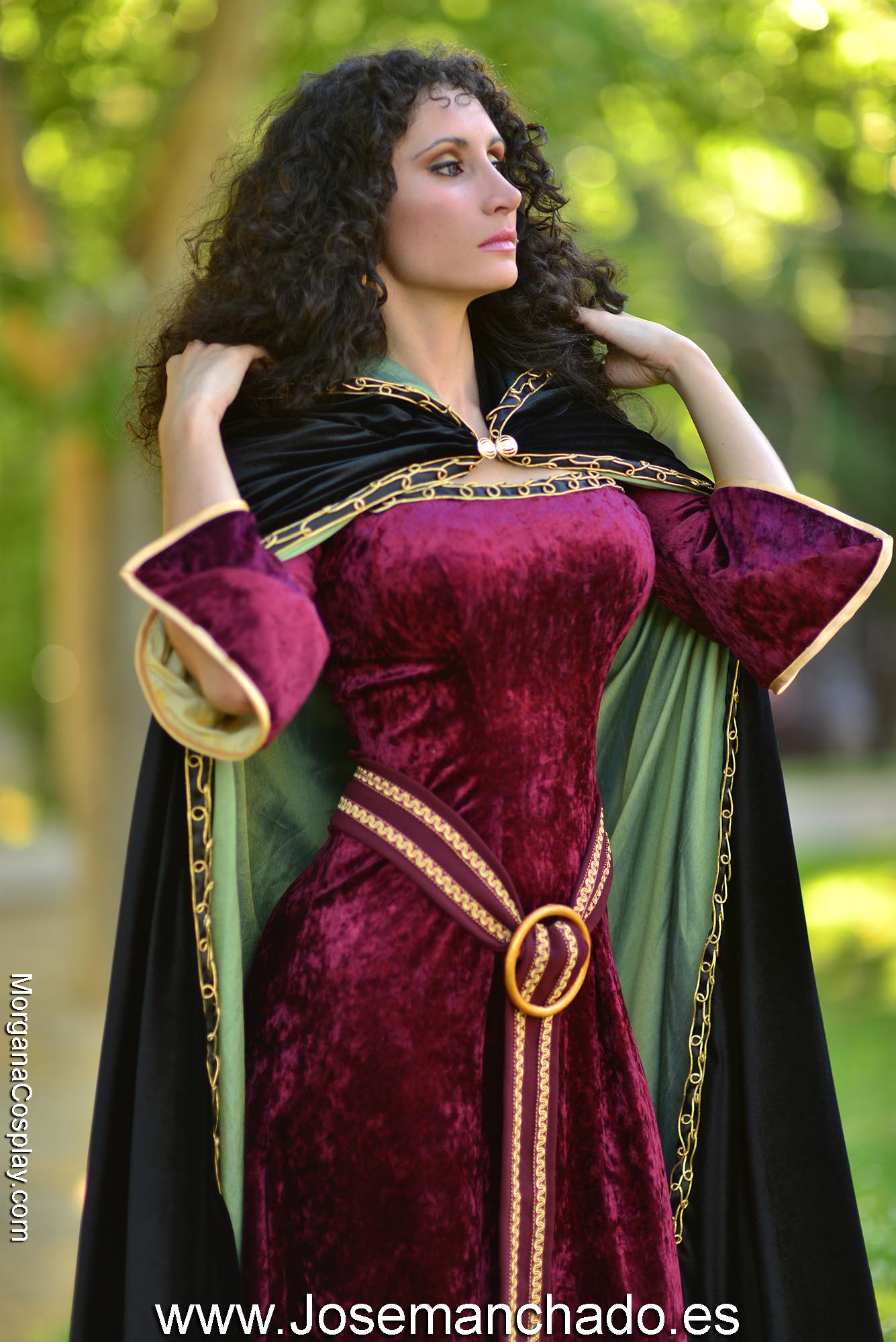This Mother Gothel Cosplay is On-Point