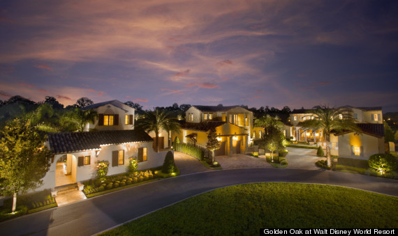 Buy a place at Golden Oak in Disney World