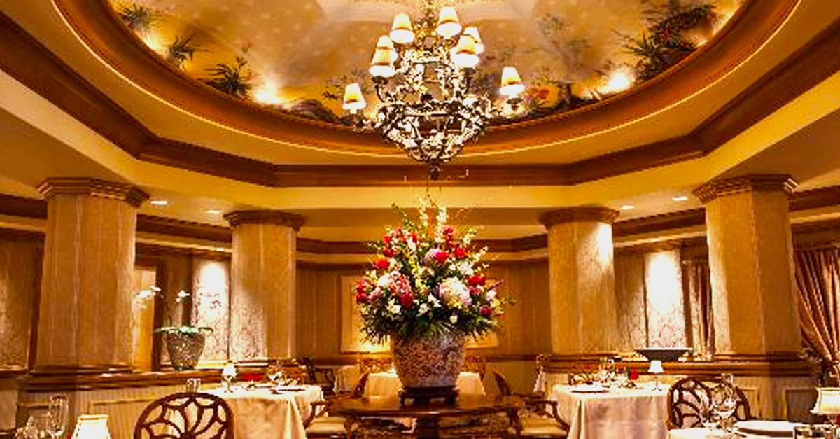 five diamond restaurantVictoria