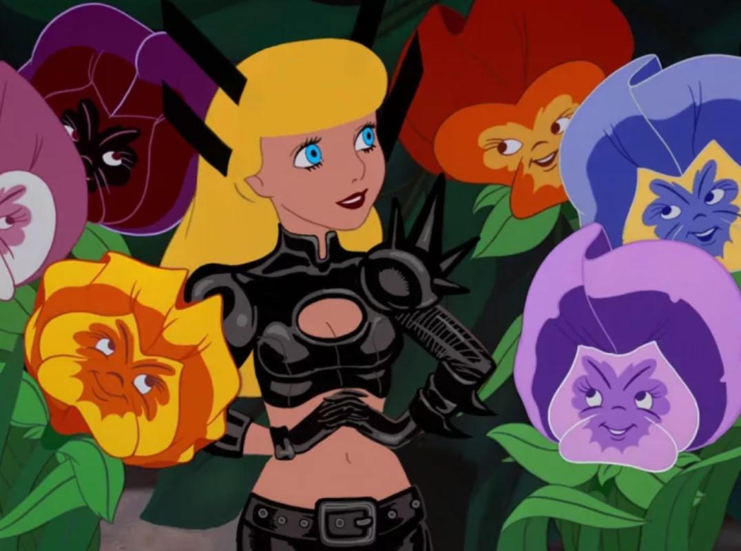 Alice as Magik