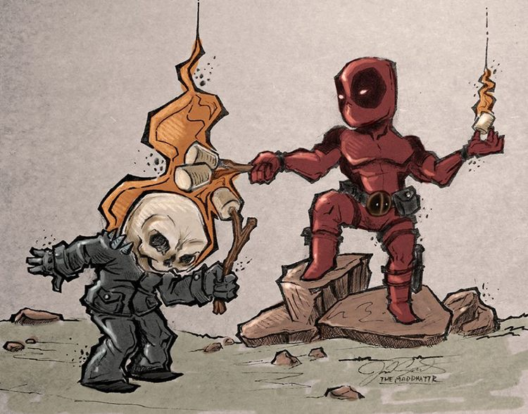 What can you say about Deadpool that hasn't been said before