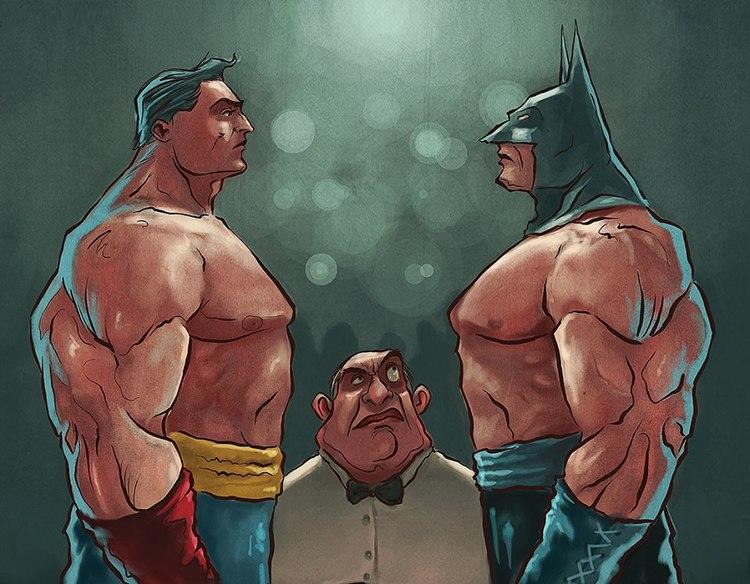 I'd rather forget Batman v Superman ever happened