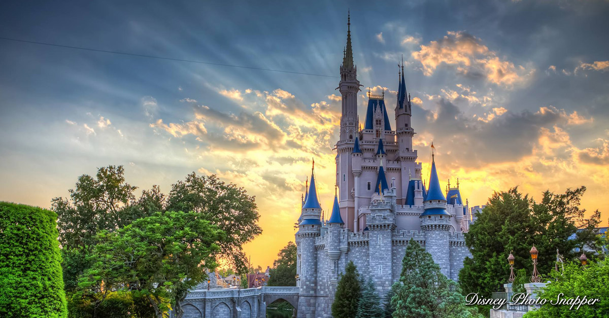 Try to stay for more than one day at Disney World