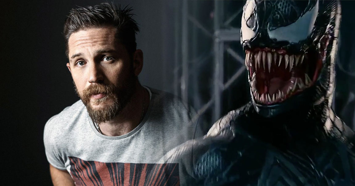 Hardy and Venom Are Made for Each Other