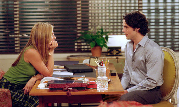 When no one seemed to realize the problem with Rachel