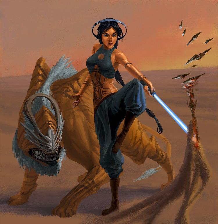 Jedi Jasmine