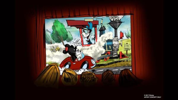 MIckey and Minnie's Runaway Railroad