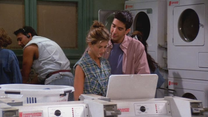 The fact that Ross had to teach Rachel