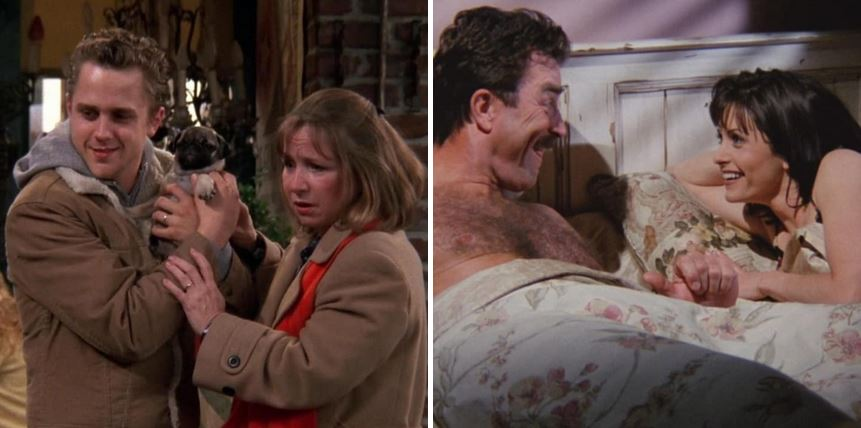 Phoebe didn't want Frank Jr. to marry Alice