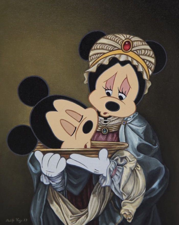 Disney Characters 47