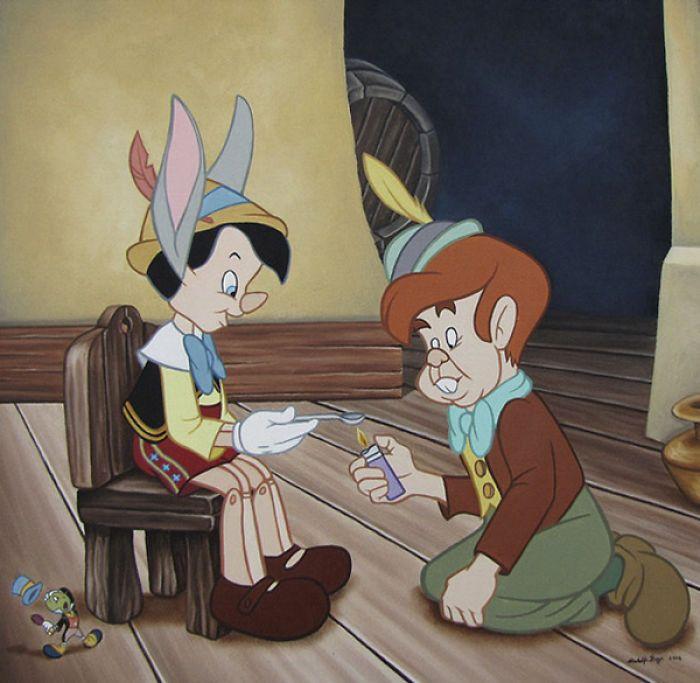 Disney Characters 52