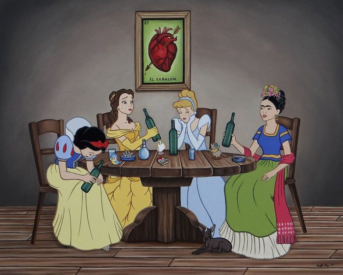 Disney Characters 4
