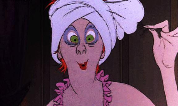 Madame Medusa's slow