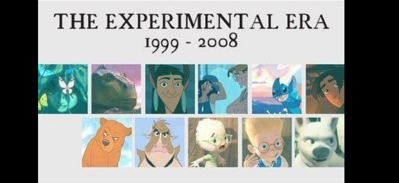 The Experimental Era