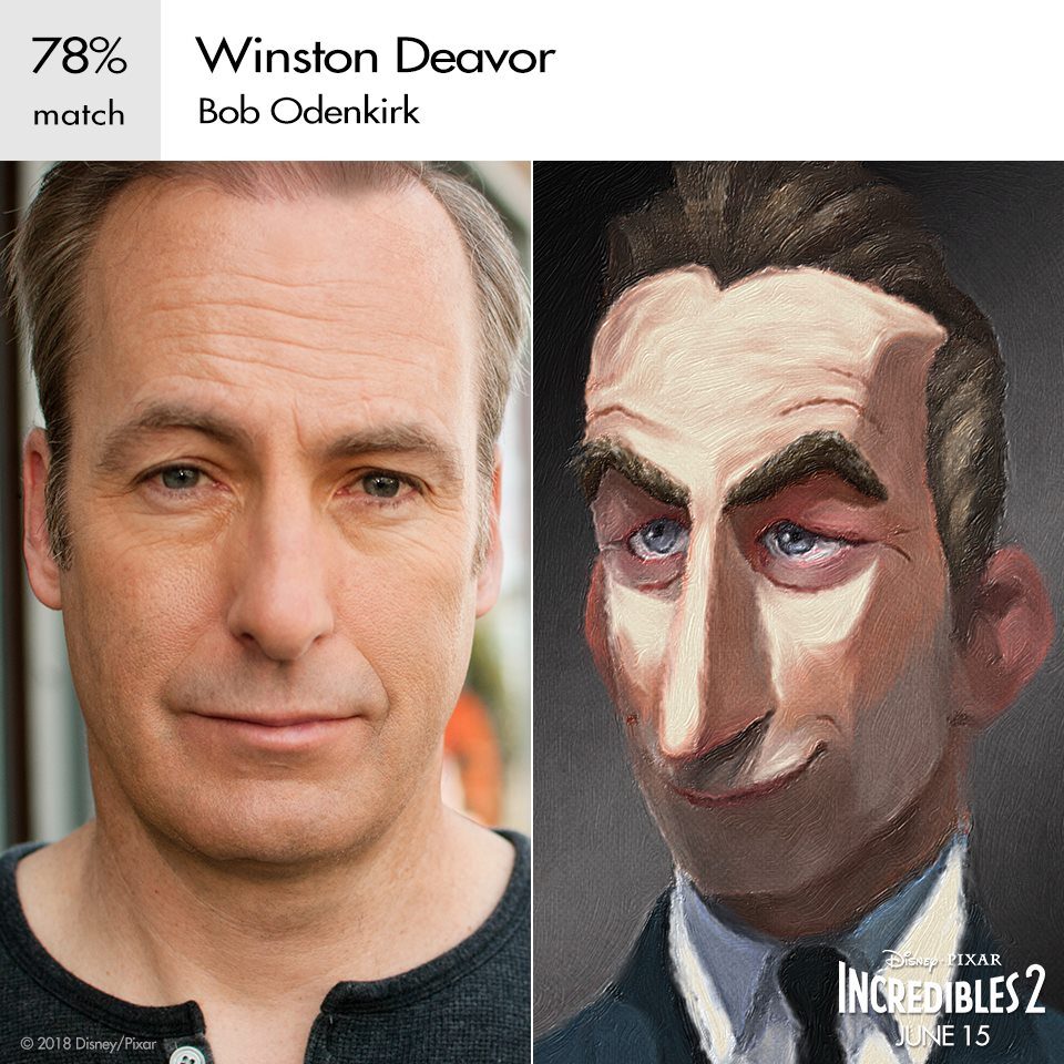 Newcomer Winston