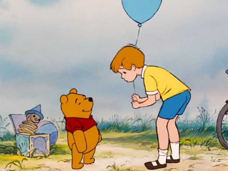 Untitled Live-Action Christopher Robin Movie