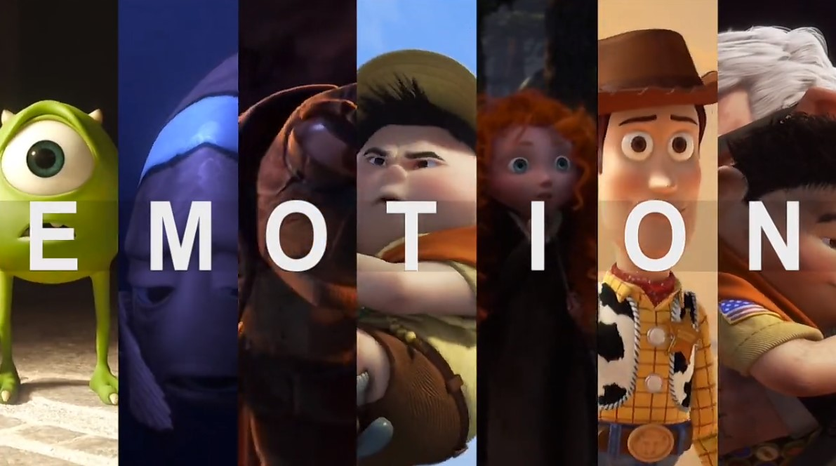 emotions-of-pixar