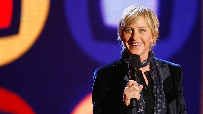 Ellen DeGeneres Stand Up Special