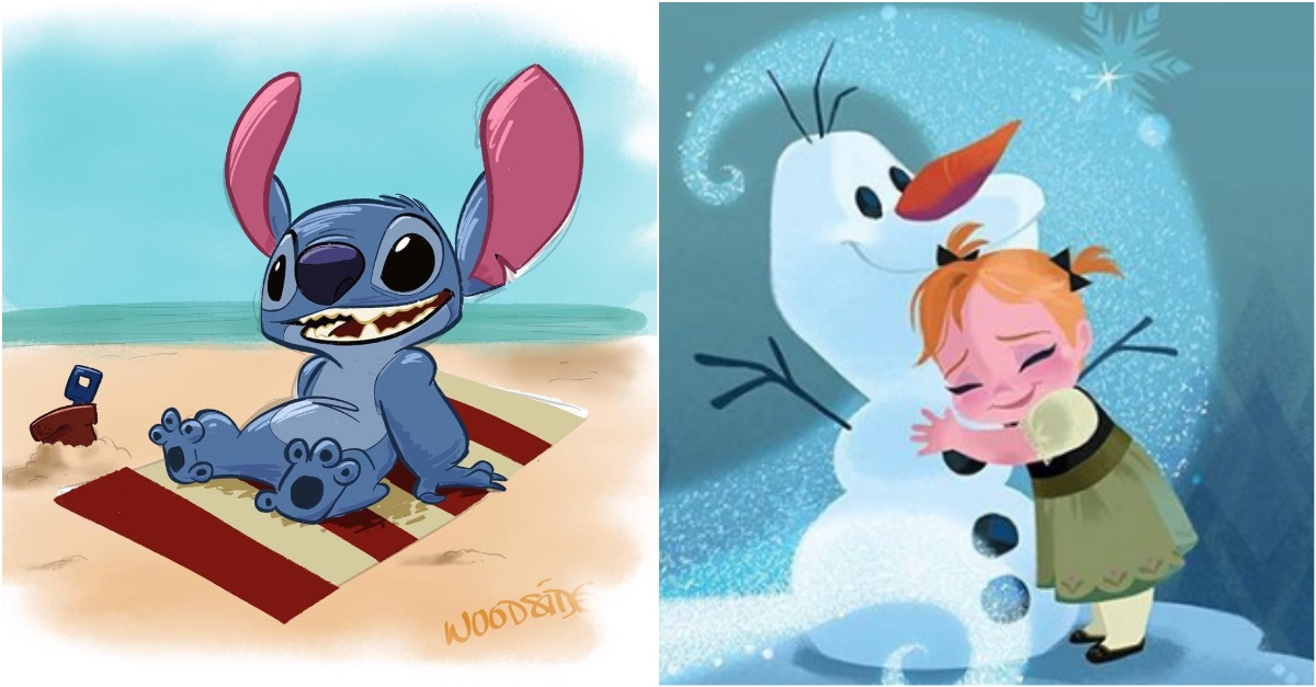 Here Are Some Amazing Disney Artists You Should Follow On Instagram
