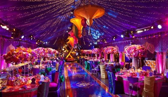 Disney weddings are pretty refined