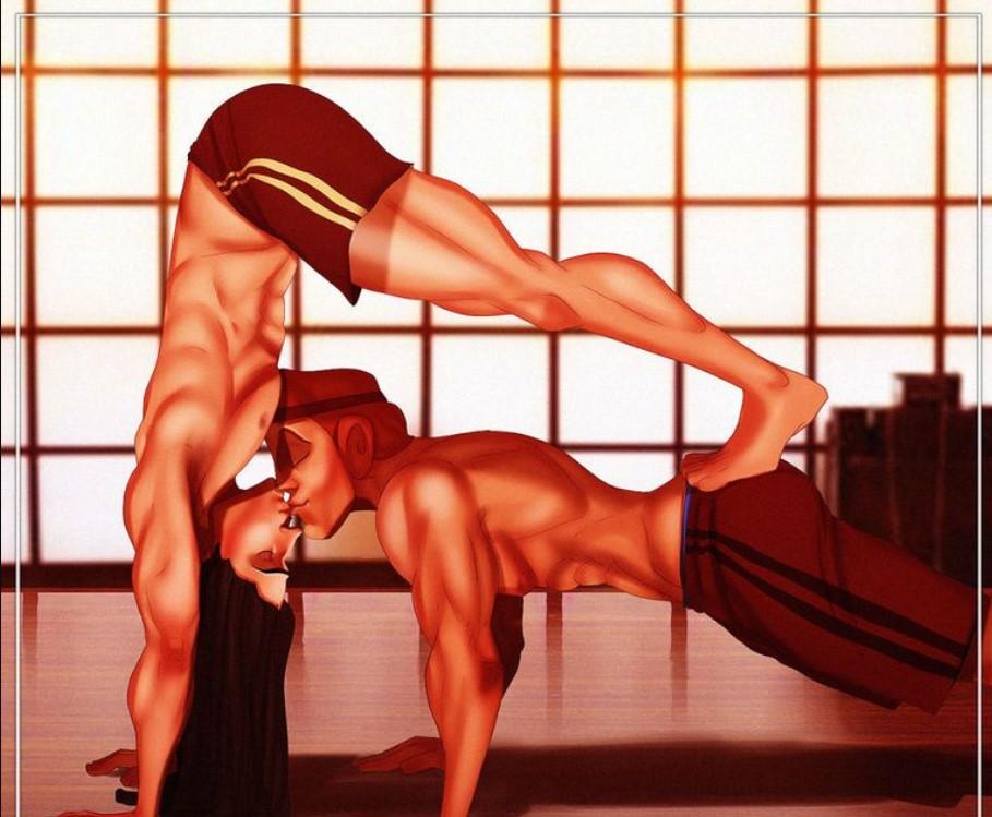 Tarzan and Hercules