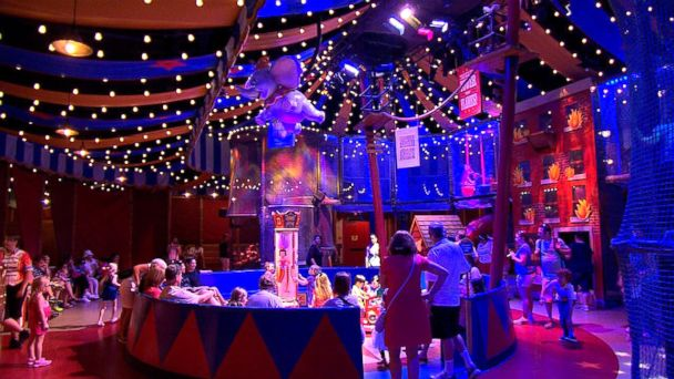 The entire venue doesn't have to be Disney-themed