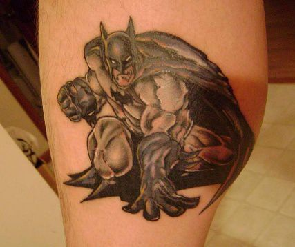 Tattoos with inappropriate imagery