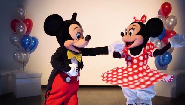 Walt Disney Parks