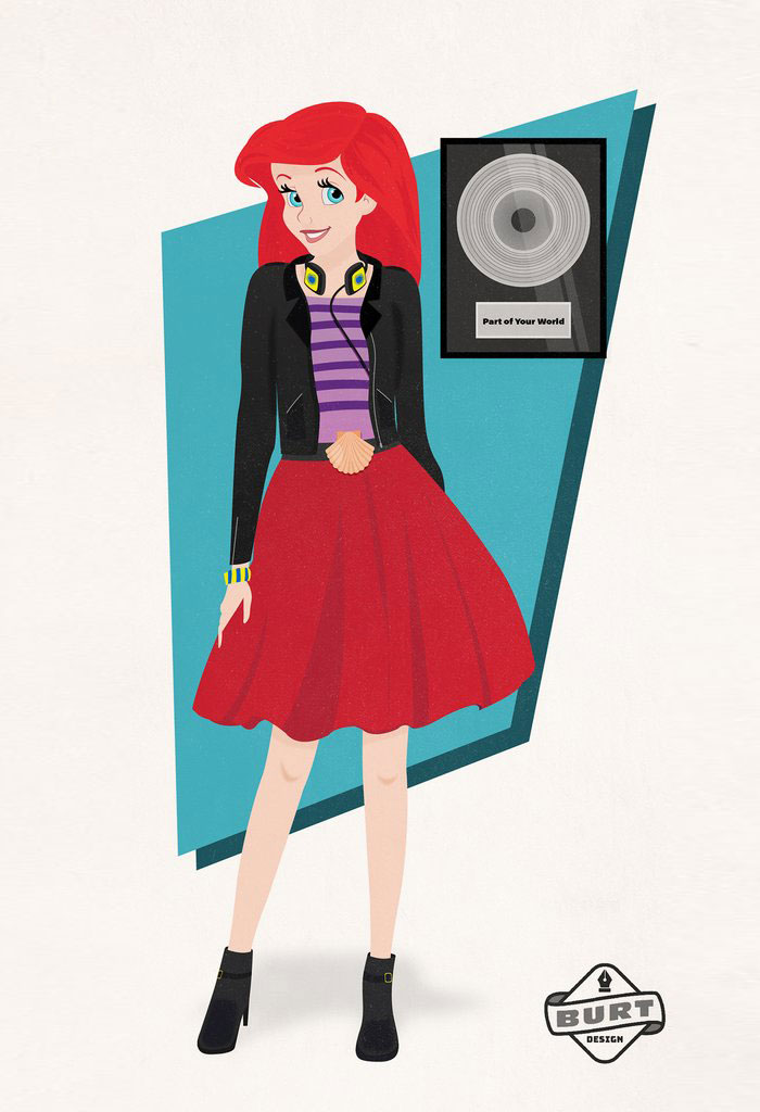 Ariel: Pop Star and Record Producer