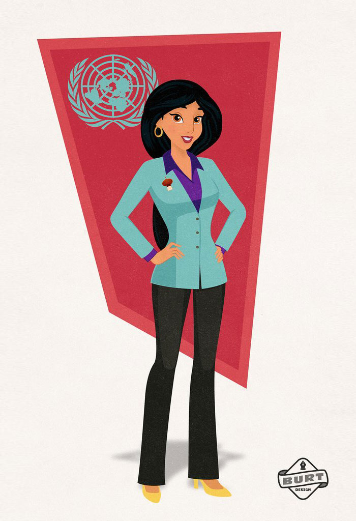 Jasmine: UN Ambassador