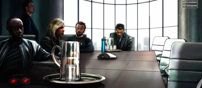 Are these the only agents of shield left