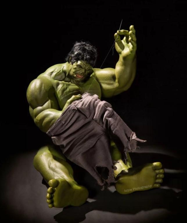 thrifty hulk
